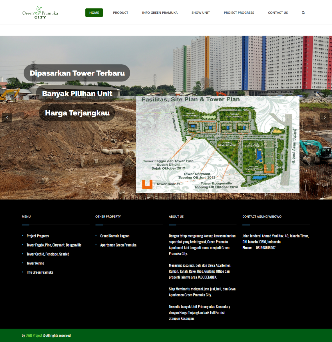 green-pramuka-city-portfolio-dwdproject